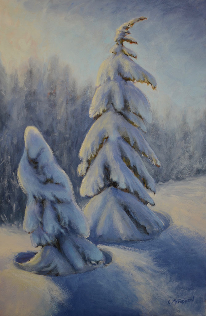 1644 - 24x16 - Chilly Day - Oil