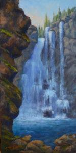 1637 - 16x8 - Johnston's Canyon II