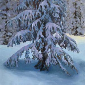 1907 - 24x24 - Winter Spirit